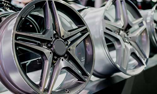 Specialist Alloy Wheel Repairs