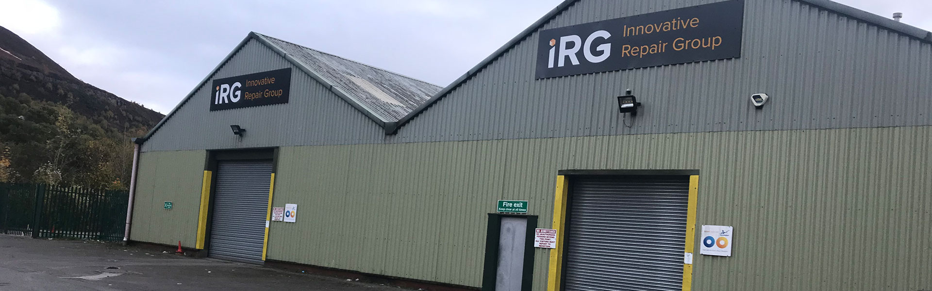 Welcome to iRG Rhondda