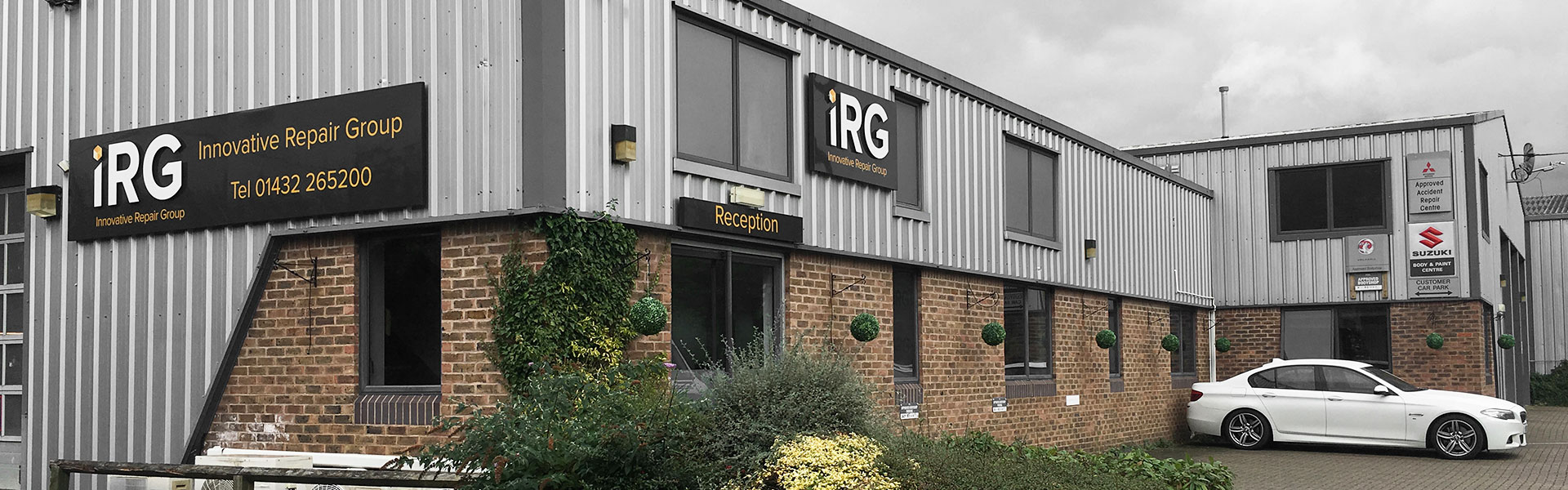 Welcome to iRG Hereford