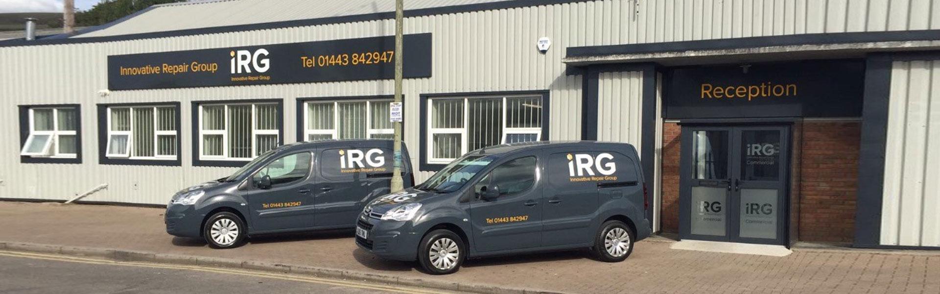 Welcome to iRG LCV (Pontypridd)