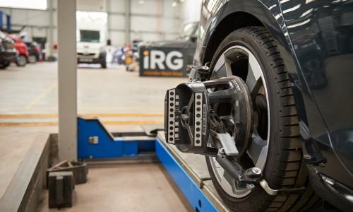 Specialist Alloy Wheel Repairs