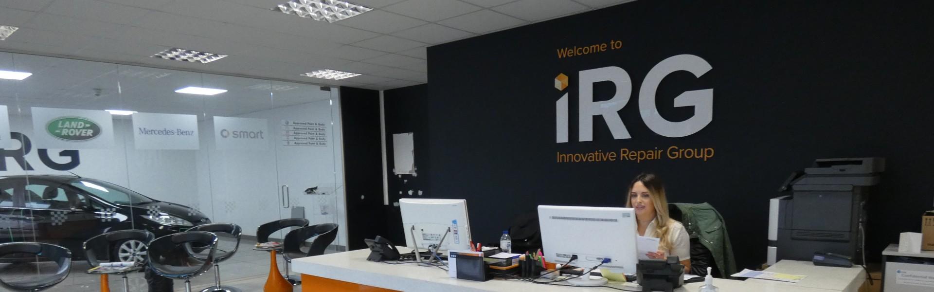 Welcome to iRG Bristol (Prestige)